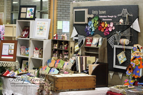 Christmas In The Country Art Craft Show Kirstys Cards N Scrapping