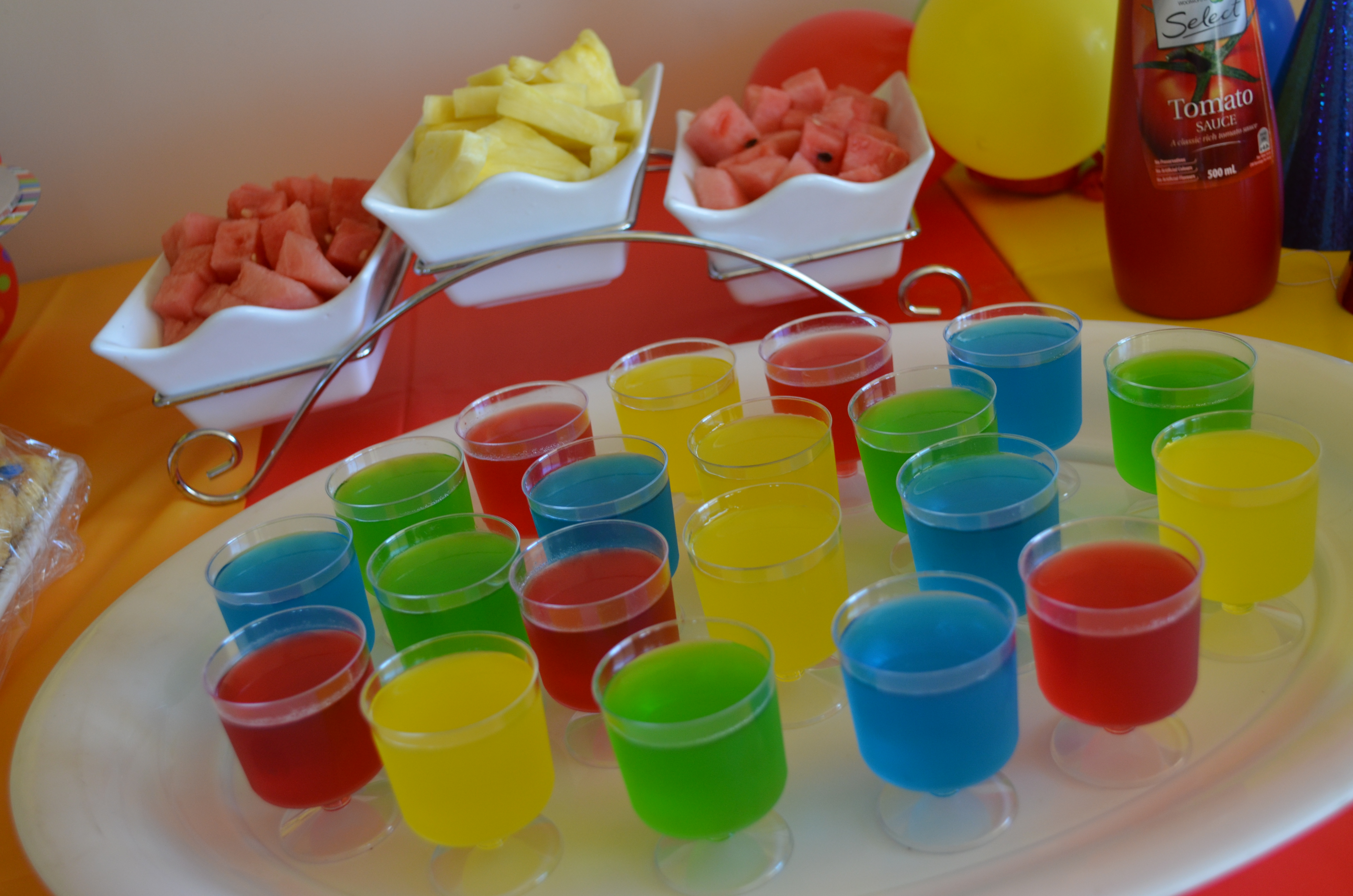 Summer Theme Party Food Ideas