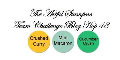Artful Stampers Team Challenge #48