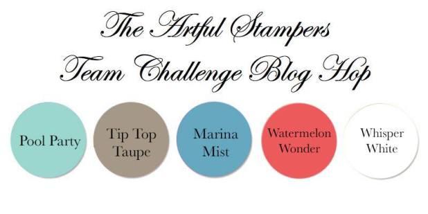 Artful Stampers Challenge #50